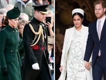 Mối thù mới giữa hai cặp đôi hoàng gia: Meghan Markle