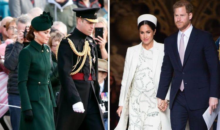 Mối thù mới giữa hai cặp đôi hoàng gia: Meghan Markle cướp phụ tá thân cận nhất của chị dâu Kate, Hoàng tử Harry bơ anh trai mình-3