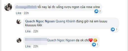 Nghi vấn thú vị, Phượng Chanel dùng tài khoản facebook của Quách Ngọc Ngoan để tự khen mình thời trang-6