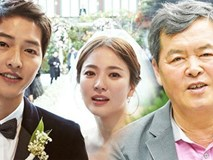 Bố Song Joong Ki lên tiếng về vụ ly hôn của vợ chồng Song Hye Kyo, nhận toàn bộ sai lầm thuộc về gia đình mình?