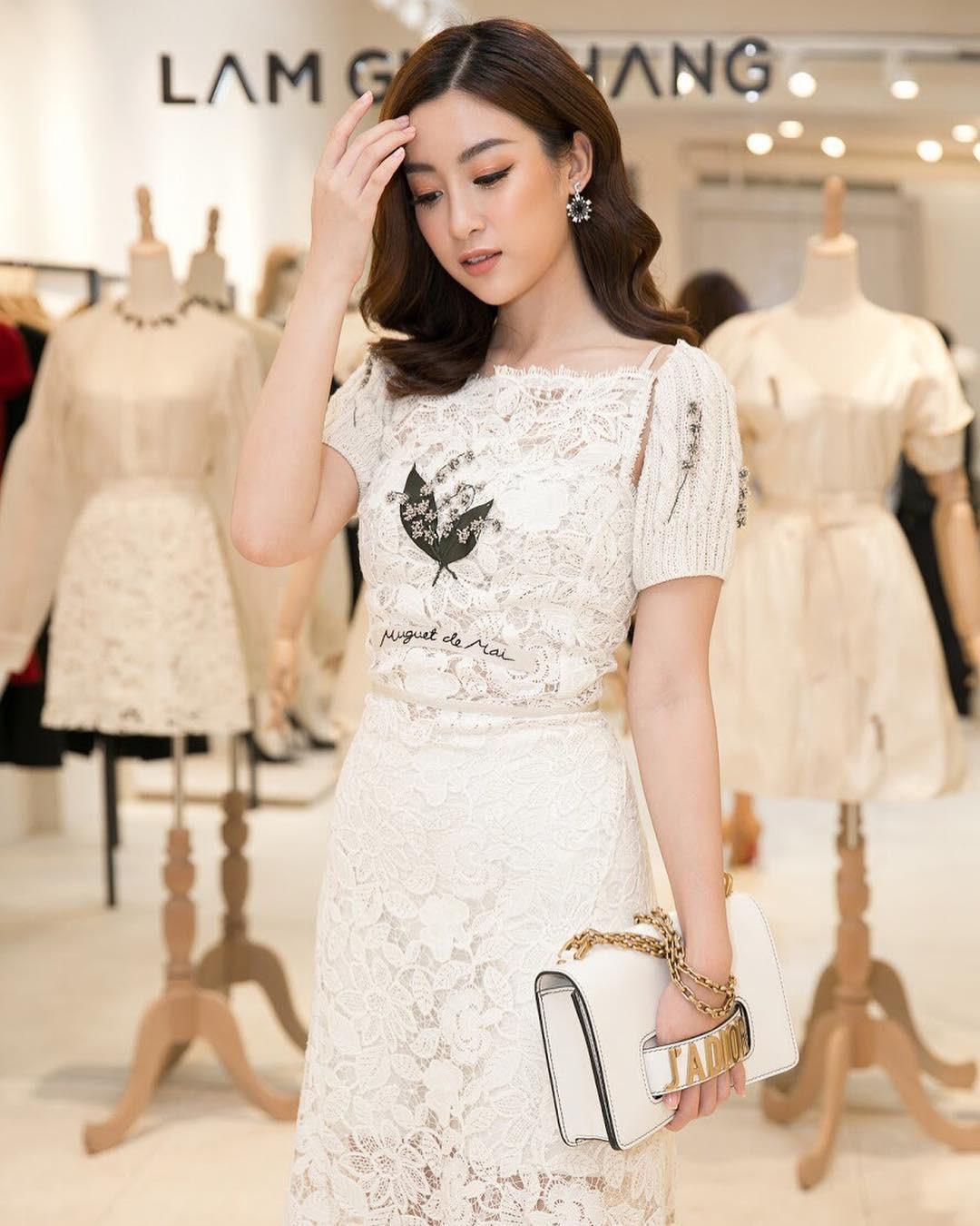 3 năm sau đăng quang, từ Hoa hậu giản dị nhất, Đỗ Mỹ Linh đang từng bước chuyển mình thành yêu nữ hàng hiệu-11