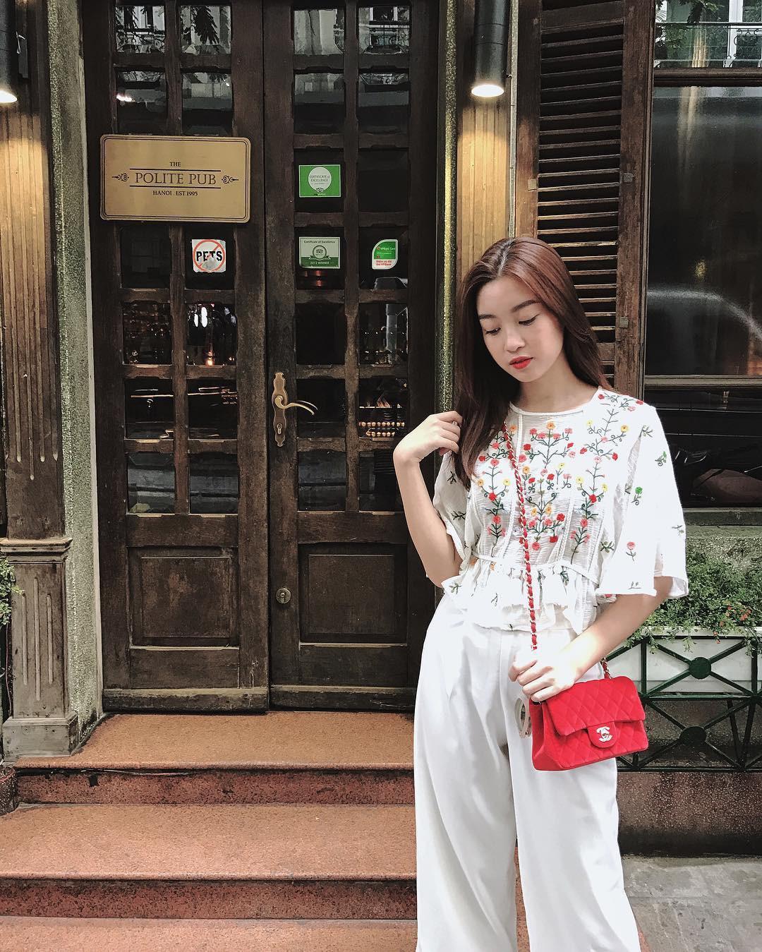 3 năm sau đăng quang, từ Hoa hậu giản dị nhất, Đỗ Mỹ Linh đang từng bước chuyển mình thành yêu nữ hàng hiệu-16