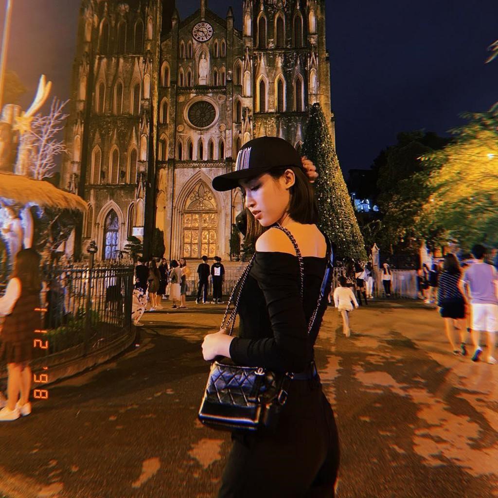 3 năm sau đăng quang, từ Hoa hậu giản dị nhất, Đỗ Mỹ Linh đang từng bước chuyển mình thành yêu nữ hàng hiệu-17