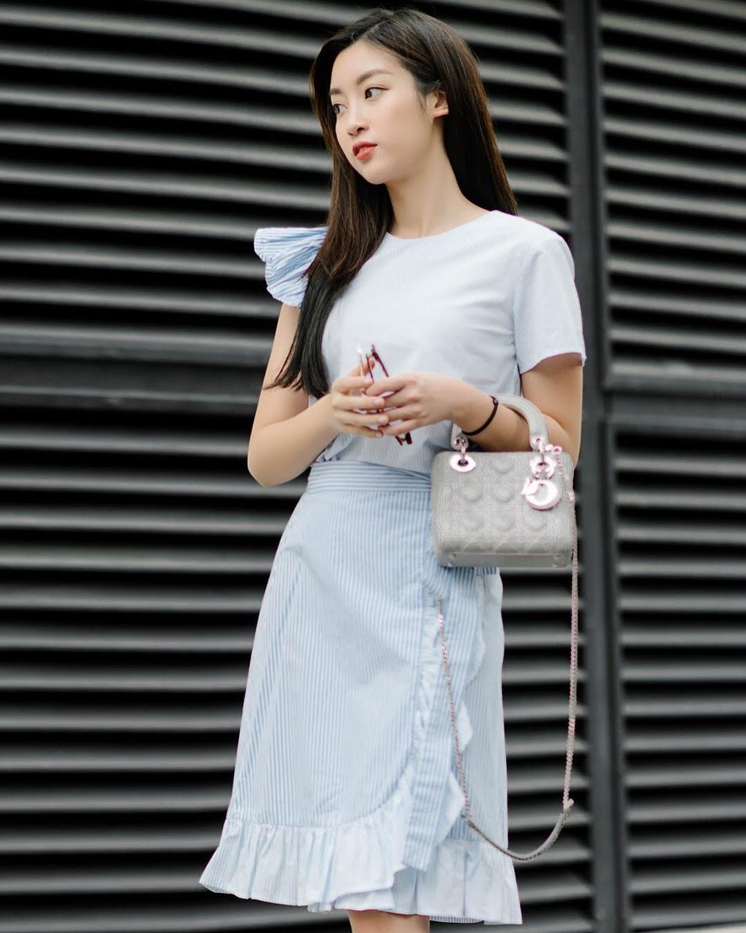 3 năm sau đăng quang, từ Hoa hậu giản dị nhất, Đỗ Mỹ Linh đang từng bước chuyển mình thành yêu nữ hàng hiệu-7