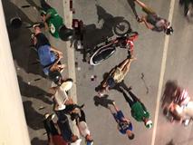 Hà Nội: Lại xảy ra một vụ tai nạn nghiêm trọng tại hầm Kim Liên
