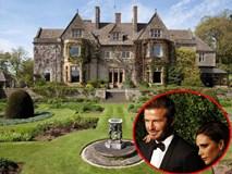 Phát hoảng trước căn biệt thự nghìn tỷ giống nhà tù của vợ chồng Beckham - Victoria chỉ vì điều này