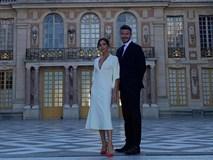 """Loạt ảnh khiến dân tình """"nổ mắt ghen tị"""" về sự yêu chiều vợ của David Beckham nhân kỷ niệm 20 năm ngày cưới"""