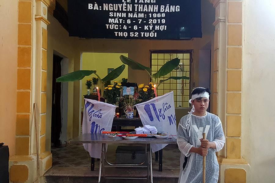 Tháng đau buồn của gia đình nữ lao công Hà Nội bị ô tô đâm tử vong-1