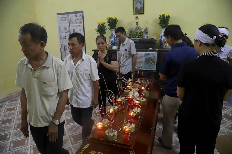 Tháng đau buồn của gia đình nữ lao công Hà Nội bị ô tô đâm tử vong-4