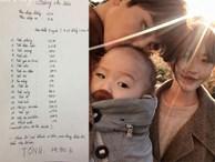 Thu nhập 24 triệu/tháng mẹ trẻ vẫn than 'khi nào mới mua được nhà', chị em nhìn bảng chi tiêu lập tức đưa lời khuyên