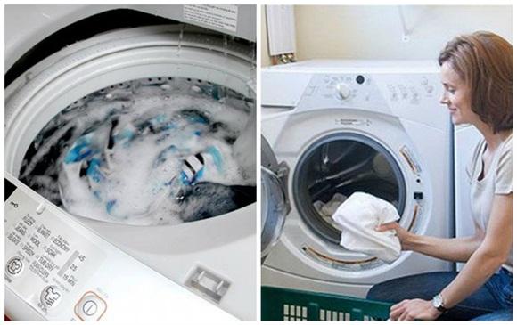 Mẹo tiết kiệm điện năng khi dùng máy giặt: Năng lượng tiêu thụ chỉ còn một nửa, ai không biết phí cả đời-1