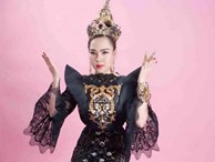 'Nữ hoàng văn hóa tâm linh' và những danh xưng nhan sắc kỳ lạ