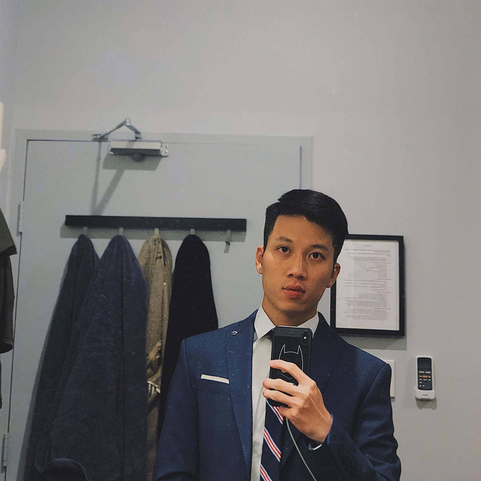 Thầy giáo Việt hot nhất MXH những ngày qua: Đẹp trai cao ráo như người mẫu, là thạc sĩ Ngôn ngữ tại Úc-3