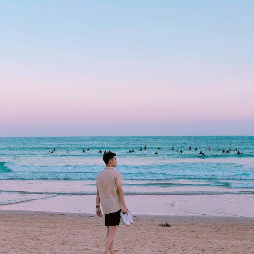 Thầy giáo Việt hot nhất MXH những ngày qua: Đẹp trai cao ráo như người mẫu, là thạc sĩ Ngôn ngữ tại Úc-7