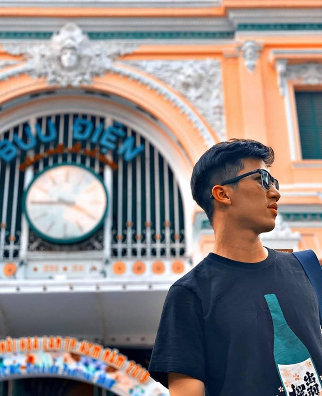 Thầy giáo Việt hot nhất MXH những ngày qua: Đẹp trai cao ráo như người mẫu, là thạc sĩ Ngôn ngữ tại Úc-8