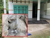 Vụ hai thi thể trong thùng bê tông: Hiện trường ngôi nhà nơi phát hiện án mạng giờ ra sao?