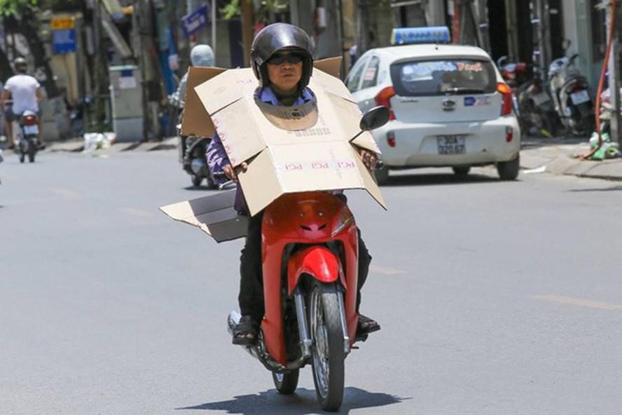 Nắng nóng gay gắt trên 38 độ C kéo dài ở Hà Nội đến bao giờ?-1