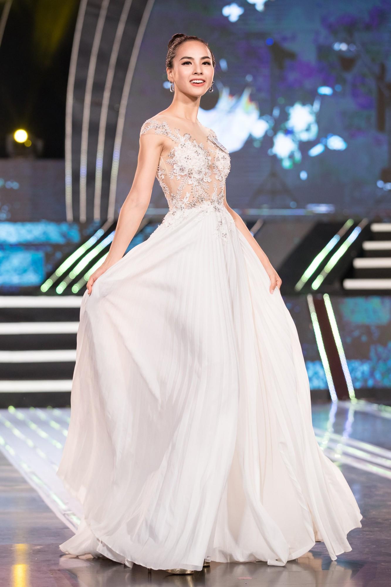 Soi nhan sắc 20 cô gái phía Bắc vừa lọt Chung kết Miss World VN: Thí sinh mặt đẹp nhất lại lộ vóc dáng đô con, thiếu đường cong-3
