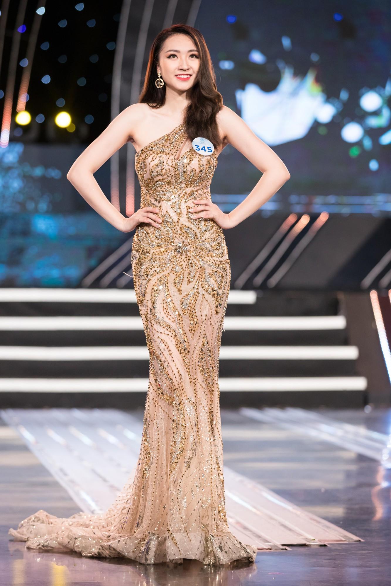 Soi nhan sắc 20 cô gái phía Bắc vừa lọt Chung kết Miss World VN: Thí sinh mặt đẹp nhất lại lộ vóc dáng đô con, thiếu đường cong-5