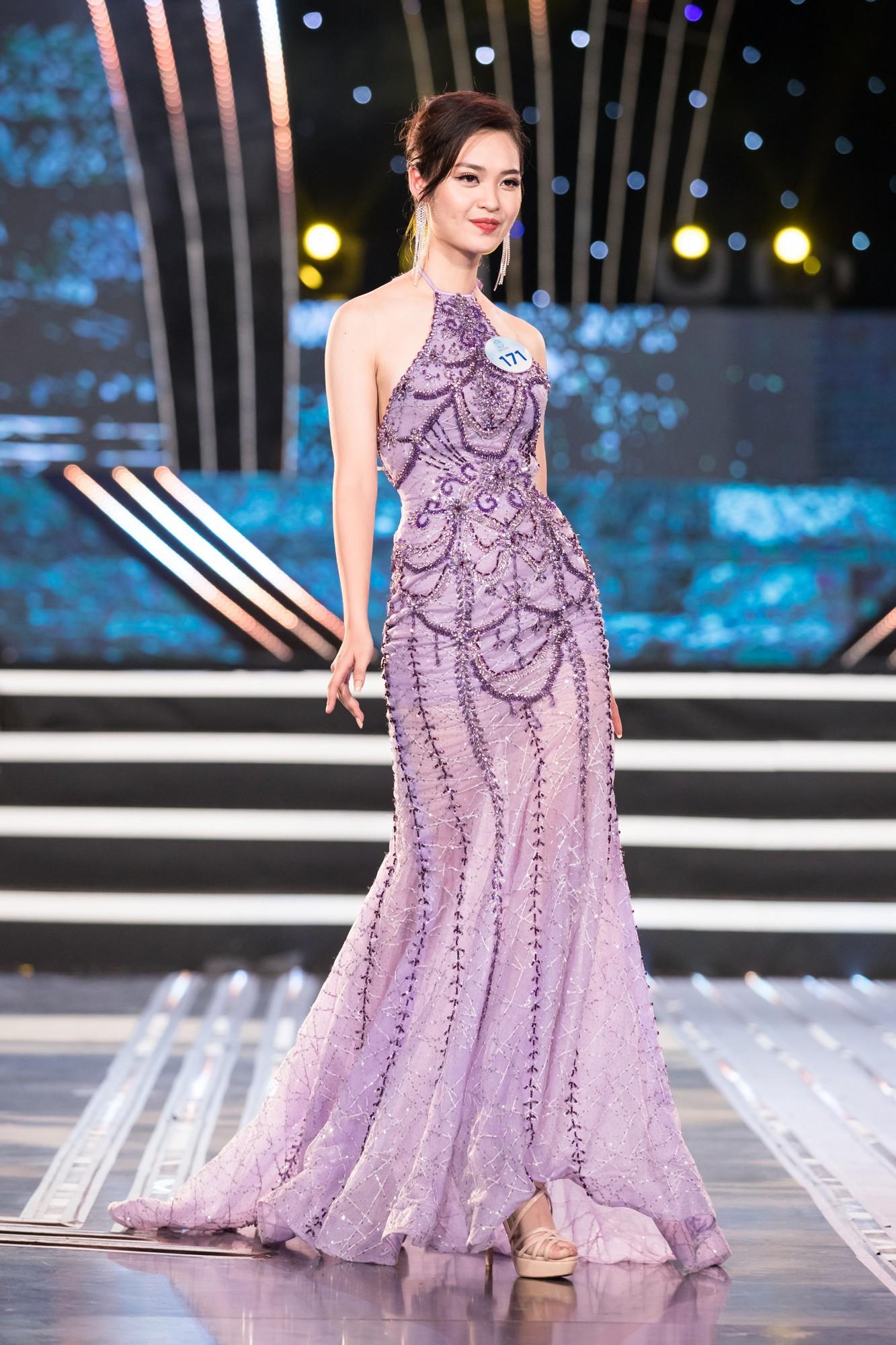 Soi nhan sắc 20 cô gái phía Bắc vừa lọt Chung kết Miss World VN: Thí sinh mặt đẹp nhất lại lộ vóc dáng đô con, thiếu đường cong-6