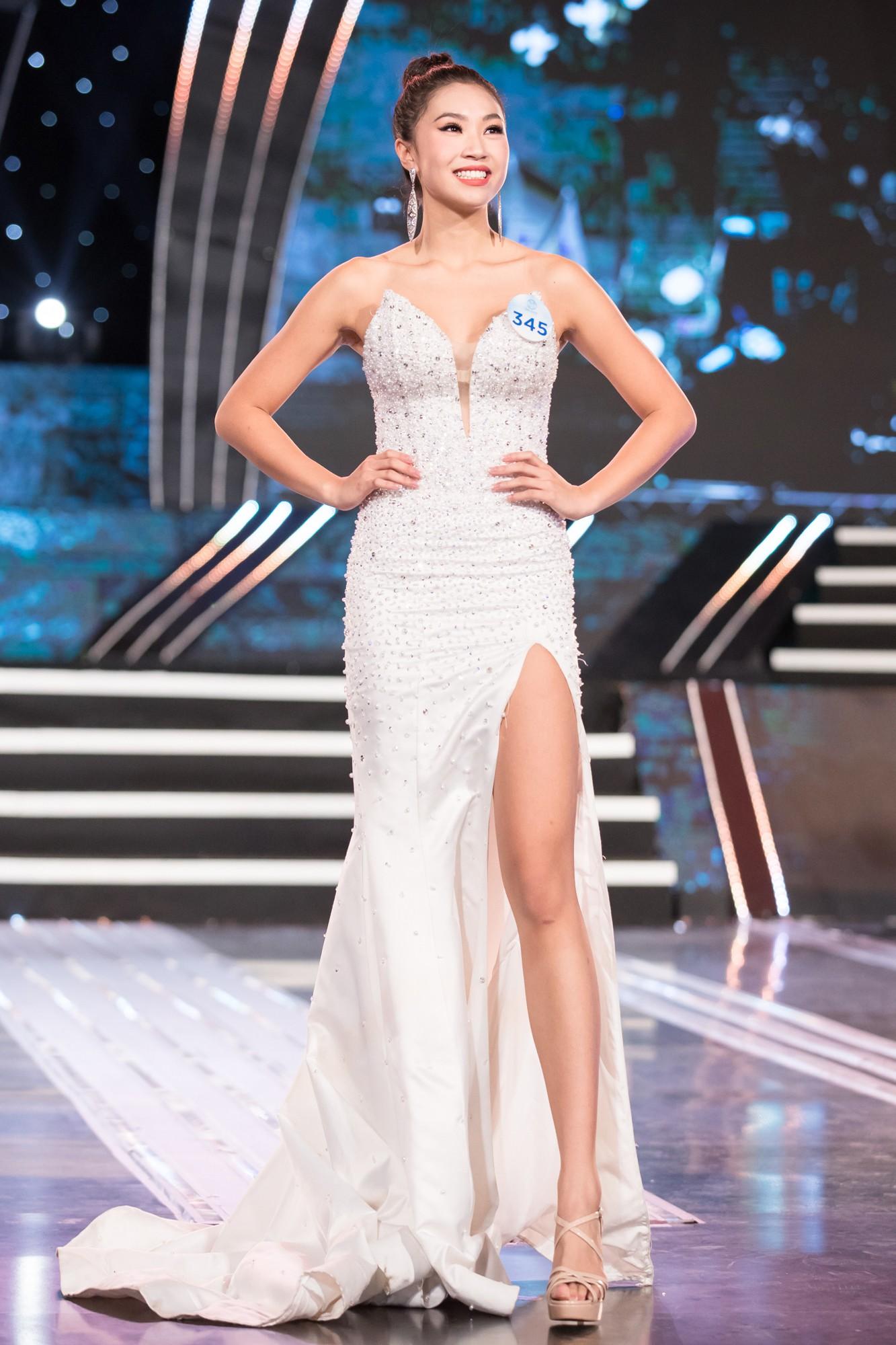 Soi nhan sắc 20 cô gái phía Bắc vừa lọt Chung kết Miss World VN: Thí sinh mặt đẹp nhất lại lộ vóc dáng đô con, thiếu đường cong-8
