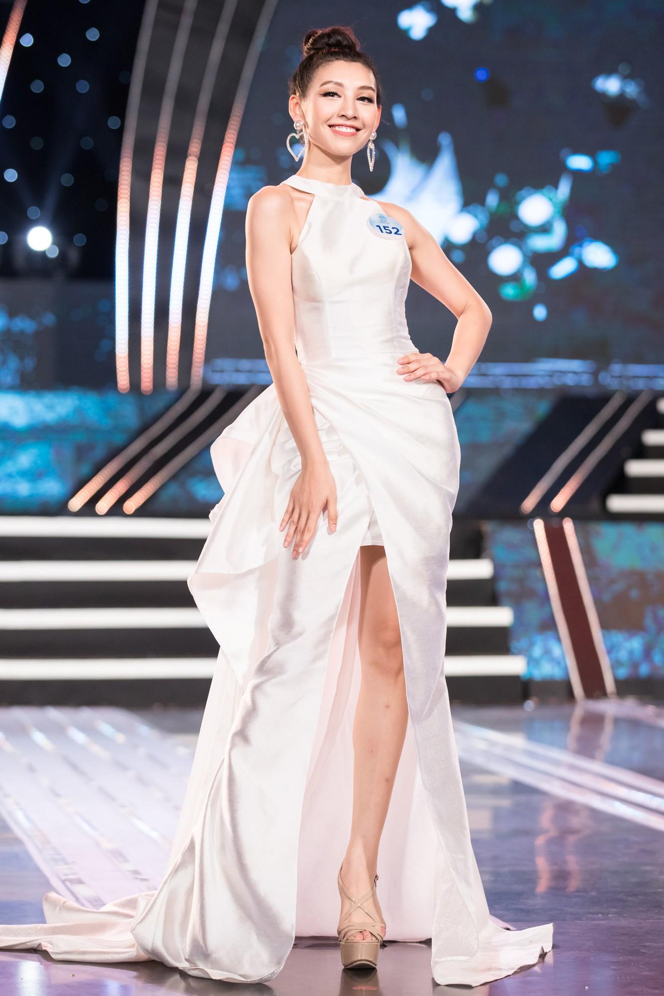 Soi nhan sắc 20 cô gái phía Bắc vừa lọt Chung kết Miss World VN: Thí sinh mặt đẹp nhất lại lộ vóc dáng đô con, thiếu đường cong-9