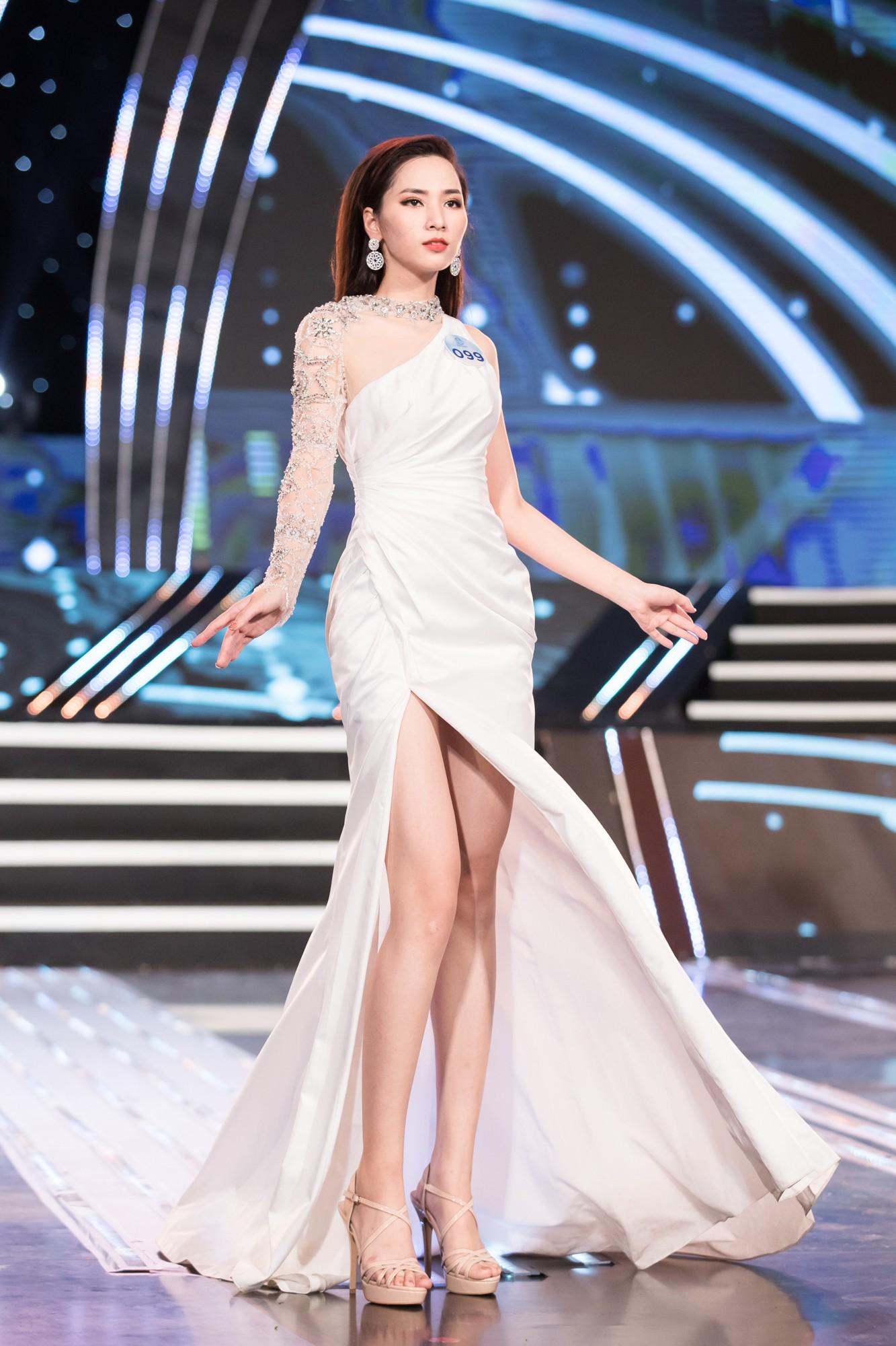 Soi nhan sắc 20 cô gái phía Bắc vừa lọt Chung kết Miss World VN: Thí sinh mặt đẹp nhất lại lộ vóc dáng đô con, thiếu đường cong-11