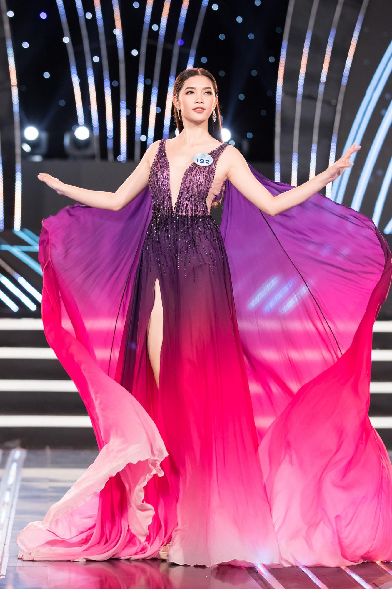 Soi nhan sắc 20 cô gái phía Bắc vừa lọt Chung kết Miss World VN: Thí sinh mặt đẹp nhất lại lộ vóc dáng đô con, thiếu đường cong-14