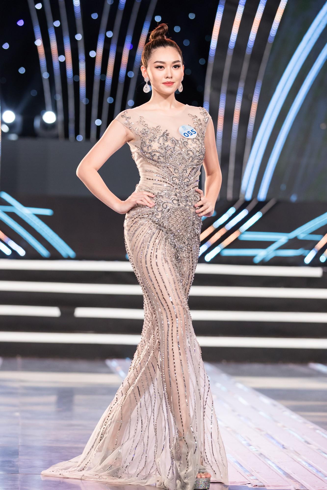 Soi nhan sắc 20 cô gái phía Bắc vừa lọt Chung kết Miss World VN: Thí sinh mặt đẹp nhất lại lộ vóc dáng đô con, thiếu đường cong-1