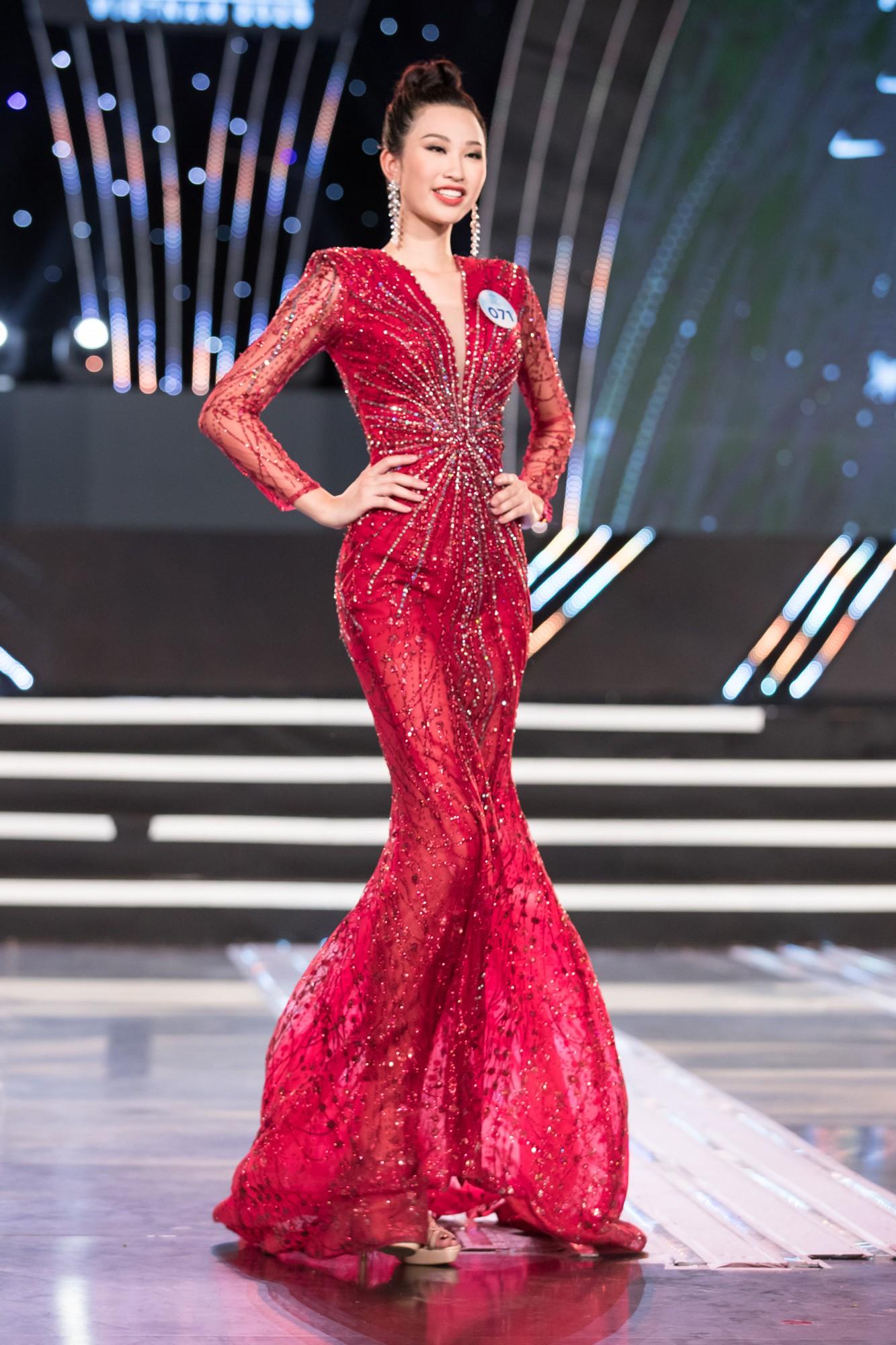 Soi nhan sắc 20 cô gái phía Bắc vừa lọt Chung kết Miss World VN: Thí sinh mặt đẹp nhất lại lộ vóc dáng đô con, thiếu đường cong-18