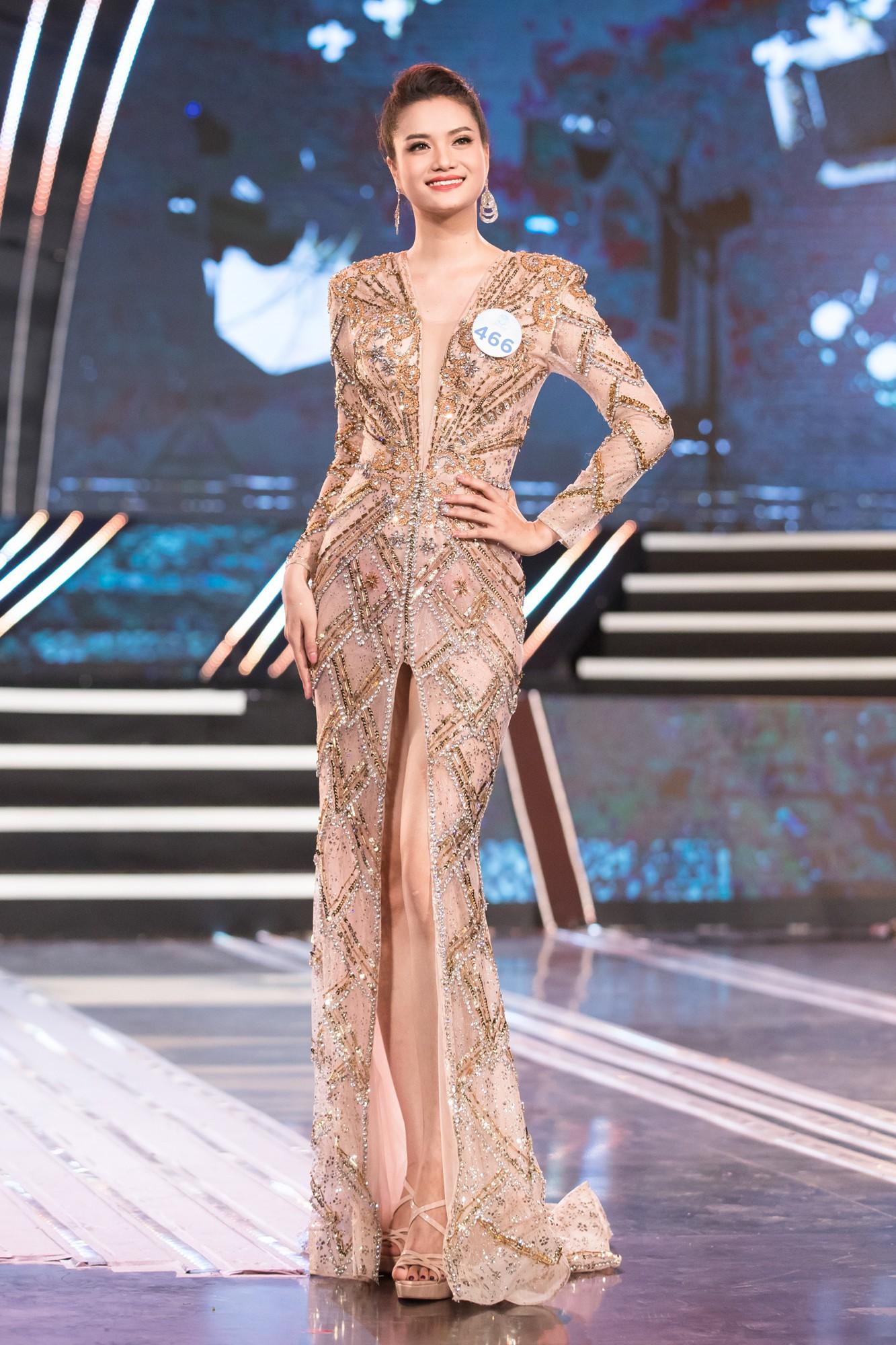 Soi nhan sắc 20 cô gái phía Bắc vừa lọt Chung kết Miss World VN: Thí sinh mặt đẹp nhất lại lộ vóc dáng đô con, thiếu đường cong-19