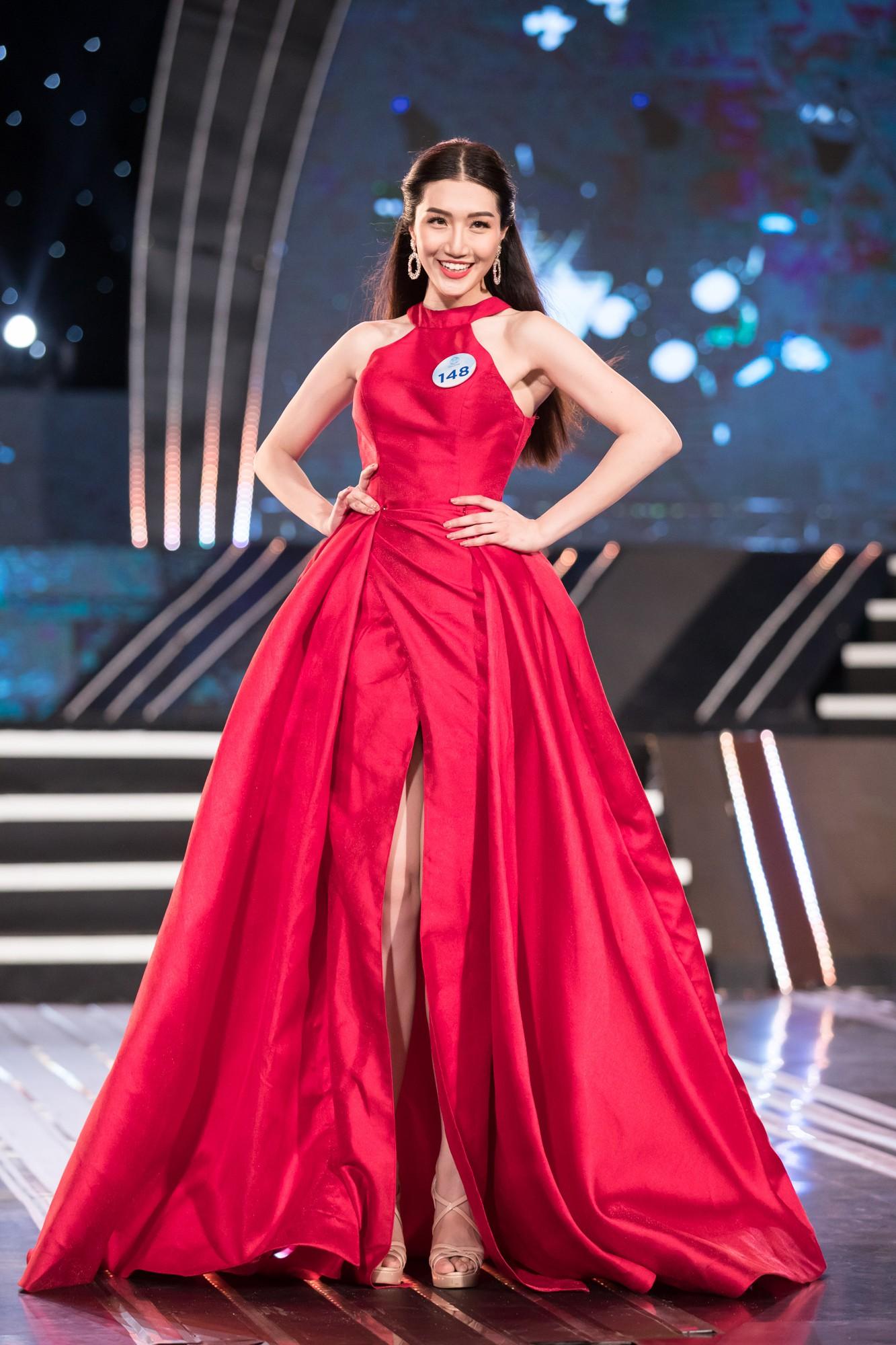 Soi nhan sắc 20 cô gái phía Bắc vừa lọt Chung kết Miss World VN: Thí sinh mặt đẹp nhất lại lộ vóc dáng đô con, thiếu đường cong-20