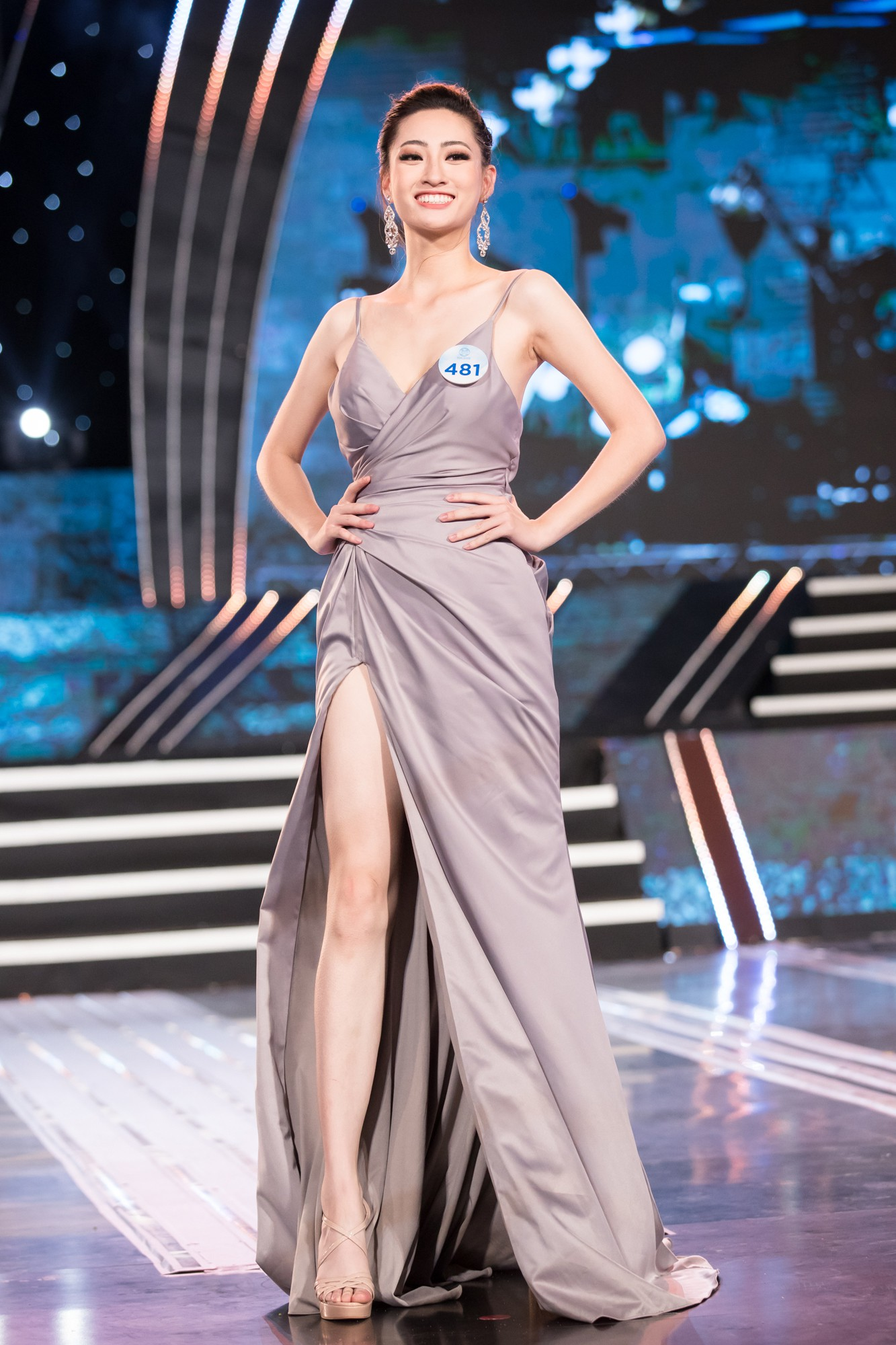 Soi nhan sắc 20 cô gái phía Bắc vừa lọt Chung kết Miss World VN: Thí sinh mặt đẹp nhất lại lộ vóc dáng đô con, thiếu đường cong-21