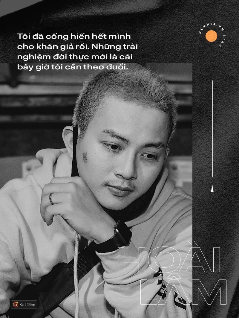 Hoài Lâm lần đầu kể về cuộc sống sau giải nghệ: Đi lái xe và làm nhiều nghề kiếm tiền, không ngại khi bị nhận ra là ca sĩ nổi tiếng-2
