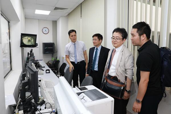 Vinmec tiếp nhận công nghệ điều trị ung thư gan độc quyền từ Nhật Bản-2