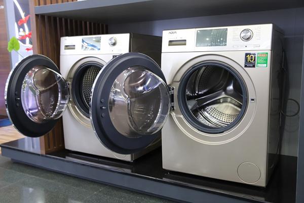 AQUA Việt Nam khánh thành Nhà máy Máy giặt cửa trước-4