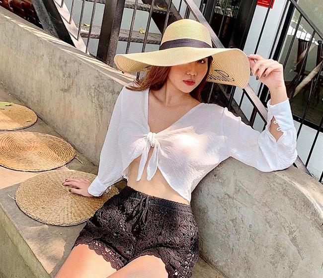 Hậu ly hôn, vợ cũ Phan Thanh Bình, MC Quỳnh Chi lột xác nóng bỏng-2