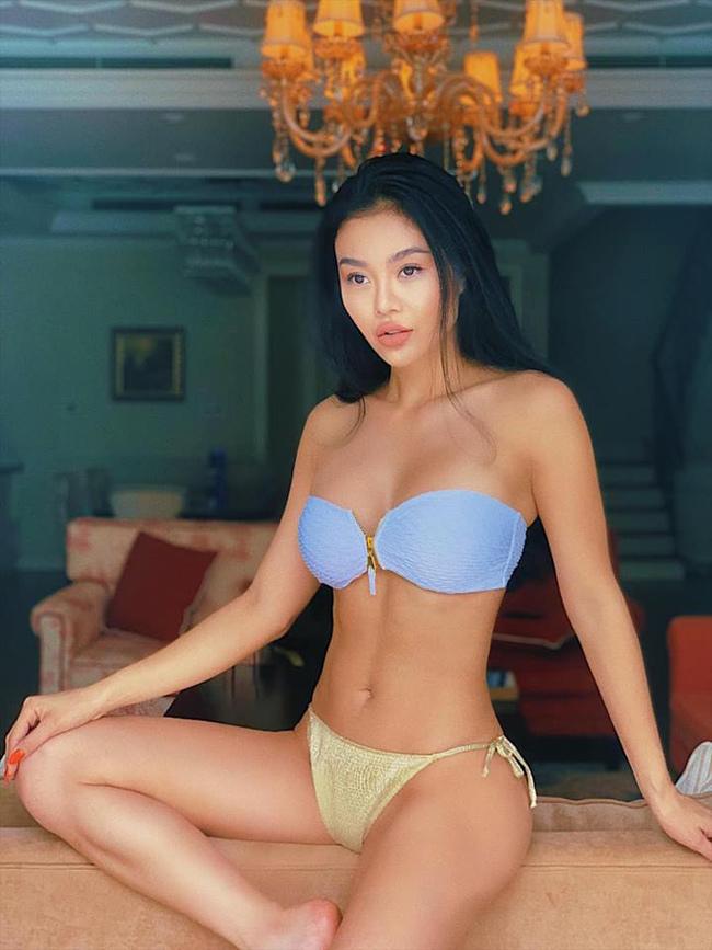 Hậu ly hôn, vợ cũ Phan Thanh Bình, MC Quỳnh Chi lột xác nóng bỏng-20