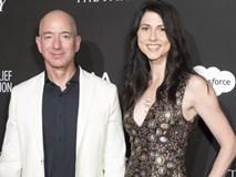 Bỏ người vợ 25 năm theo nhân tình nóng bỏng, tỷ phú Amazon không ngờ sau khi ly hôn, vợ cũ lại có cuộc sống ngày một