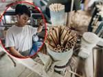 Cử nhân báo chí bỏ phố về quê trồng chè, ướp sen giá chục triệu 1kg-1