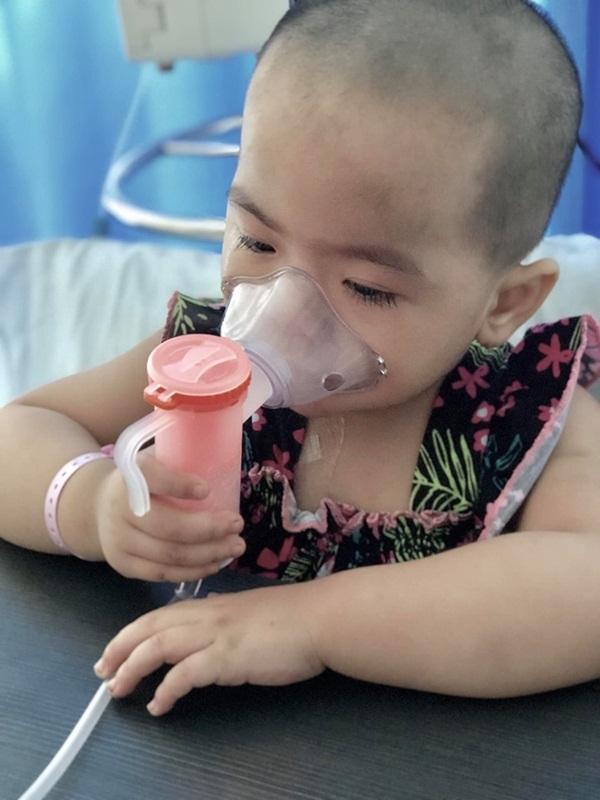 Bức thư đẫm nước mắt của người mẹ Kiên Giang gửi con gái 2 tuổi mắc ung thư-3
