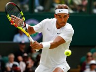 Djokovic, Federer, Nadal 'cùng hẹn' vào tứ kết Wimbledon 2019