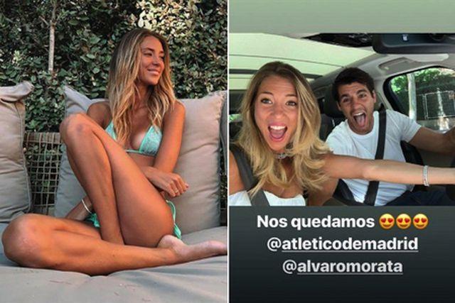 Cổ động viên Chelsea nuối tiếc bà xã xinh đẹp rạng ngời của Morata-1