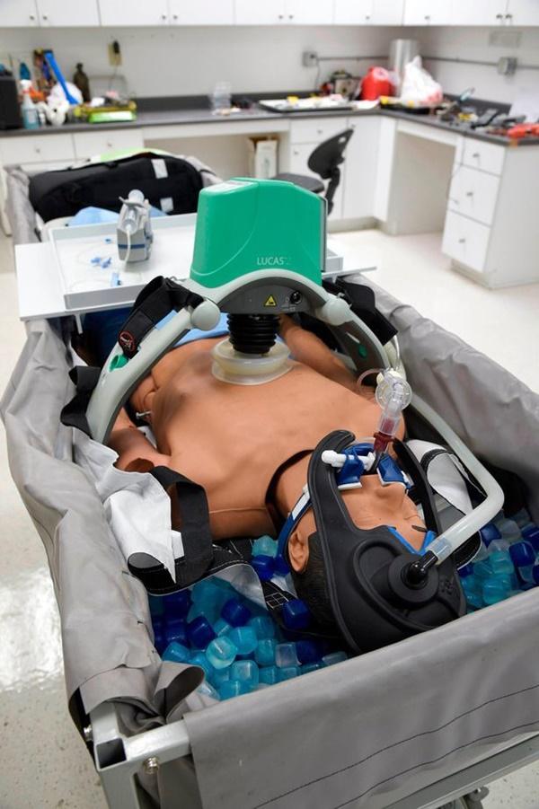 Người đàn ông chi 5 tỷ để đông lạnh cơ thể sau khi chết, chờ ngày hồi sinh-2