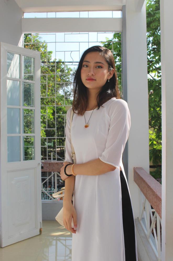Nữ sinh Ngoại thương là ứng viên nặng ký của vương miện Hoa hậu thế giới Việt Nam 2019: IELTS 7.5, thành viên đội tuyển HSG Quốc gia tiếng Anh-10