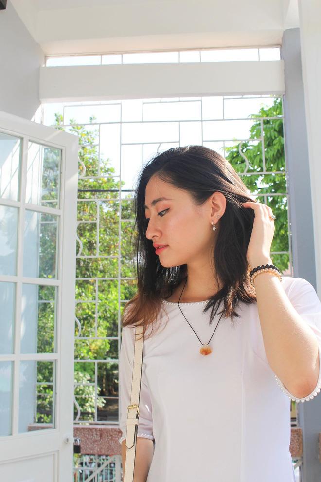 Nữ sinh Ngoại thương là ứng viên nặng ký của vương miện Hoa hậu thế giới Việt Nam 2019: IELTS 7.5, thành viên đội tuyển HSG Quốc gia tiếng Anh-11