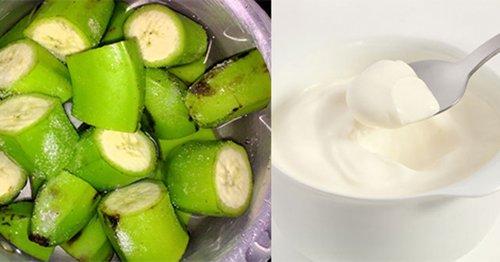 Vài quả chuối xanh hơn cả mỹ phẩm đắt tiền, vừa dưỡng trắng da lại trị sạch mụn-2