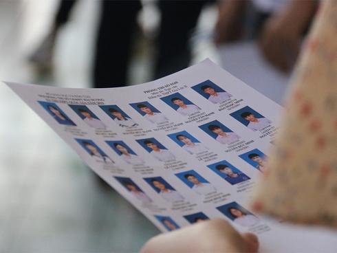 Hàng nghìn bài thi trắc nghiệm THPT quốc gia bị lỗi-1