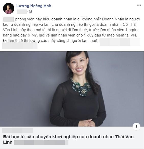Shark Linh bị vợ cũ Huy Khánh chê không phải doanh nhân mà chỉ là người làm thuê lương cao, thực hư thế nào!?-2