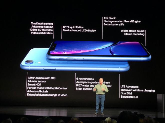 9 lý do bạn nên mua iPhone XR thay vì iPhone XS hoặc XS Max-7